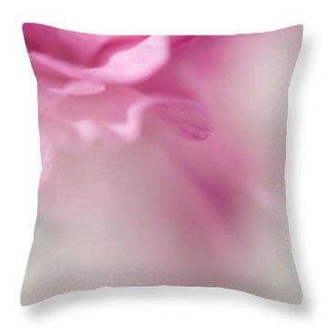 Et Si Tu N Existais Pas Throw Pillow by Jenny Rainbow