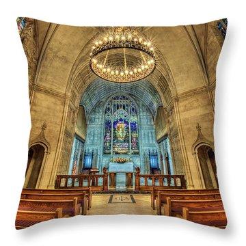 Eternal Search Throw Pillow
