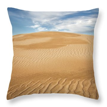 Eternity Throw Pillow by Alice Cahill