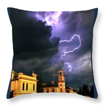 Eureka Beechworth Throw Pillow