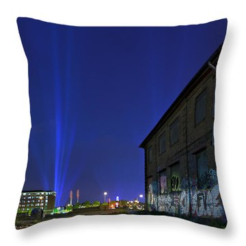 Eurovision Song Contest 2013 Throw Pillow