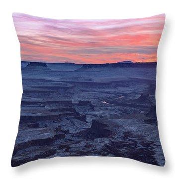 Evanescence Throw Pillow