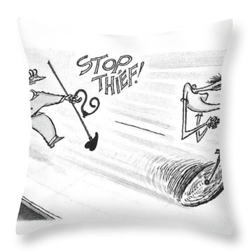 Even So Throw Pillow