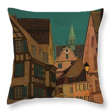 Alsace Throw Pillows