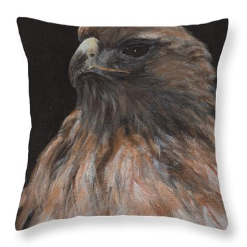 Ever Vigilant Throw Pillow