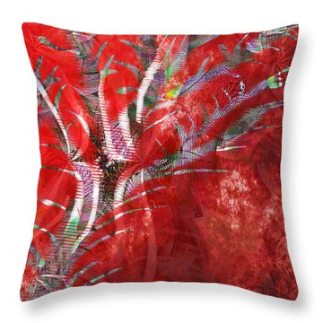 Can't Hide Love Throw Pillow
