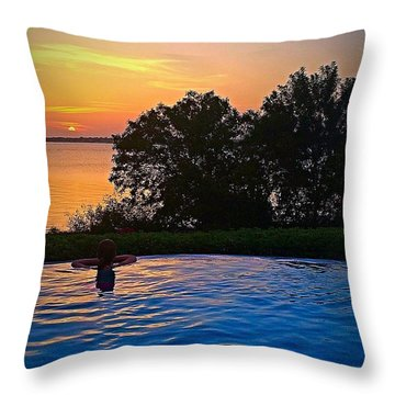 Every Day Is A Blessing  Throw Pillow