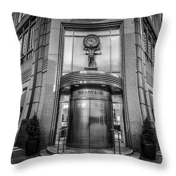 Every Womans Dreams Throw Pillow