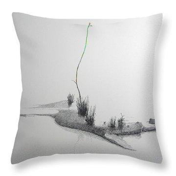 Evocation Throw Pillow