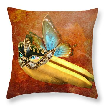 Evolve 2 Throw Pillow