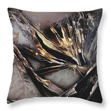 Excite Throw Pillow