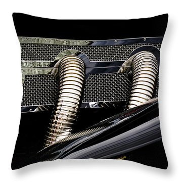 Exhausting In Style Throw Pillow