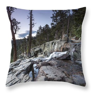 Exodus Throw Pillow