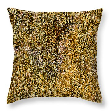 Exotic Domestic Animal Throw Pillow
