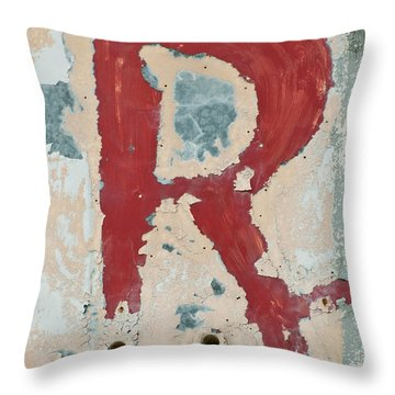 Throw Pillow featuring the photograph Expired Prescription by Jani Freimann