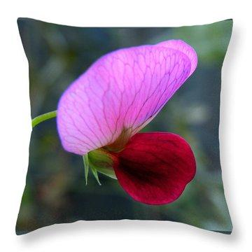 Eye Jewel Throw Pillow