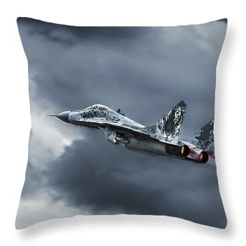 Camouflage Throw Pillows