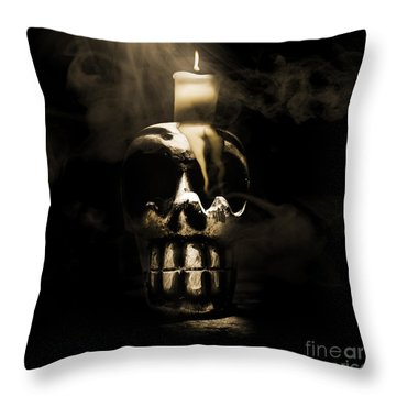 Eyes Are The Window To The Soul Throw Pillow