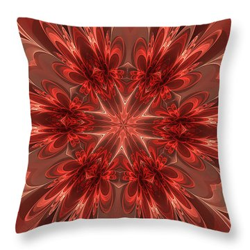 Fairest Of Them All Kaleidoscope Throw Pillow