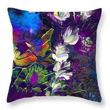 Fairy Dusting Throw Pillow