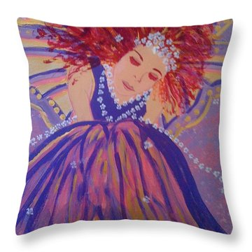 Fairy Remi Throw Pillow