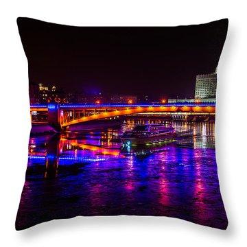 Fairy Travel - Featured 3 Throw Pillow by Alexander Senin