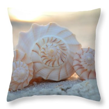 Faith. Hope. Love. Throw Pillow