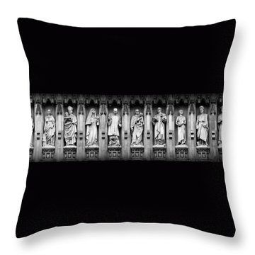 Faithful Witnesses Throw Pillow