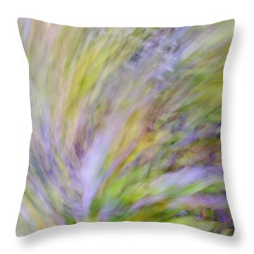 Autumn Azaleas 2 Throw Pillow