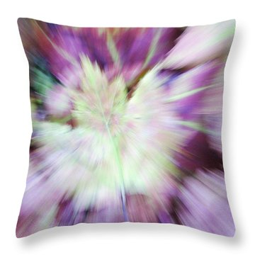 Autumn Foliage 2 Throw Pillow