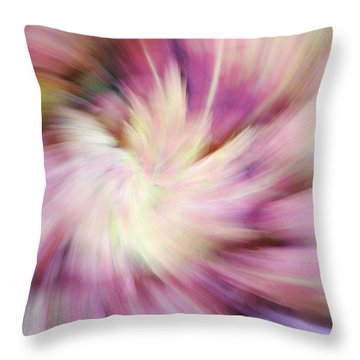 Autumn Foliage 3 Throw Pillow