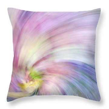 Autumn Foliage 4 Throw Pillow