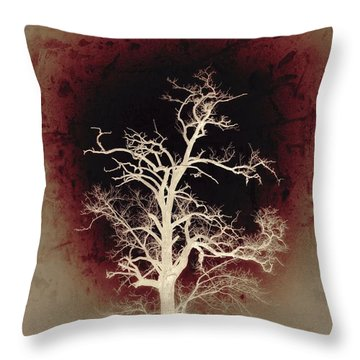 Falling Deeper... Throw Pillow