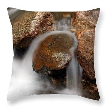 Mt Lafayette Throw Pillows