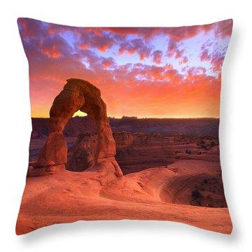 Utah Throw Pillows