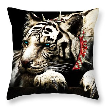 Fanciger Throw Pillow