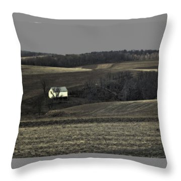 Farm 1 Throw Pillow
