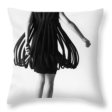 Pierre Cardin Car Wash Dress Throw Pillow