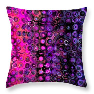 Favorite Old Quilt Throw Pillow