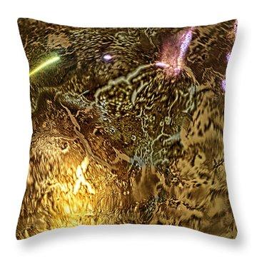 Felix The Cat Throw Pillow by Omaste Witkowski