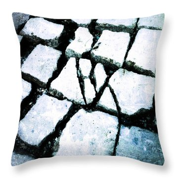 Throw Pillow featuring the photograph Fendus by Selke Boris