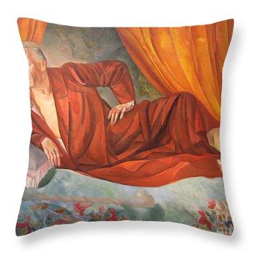 Feodor Chaliapin Throw Pillow
