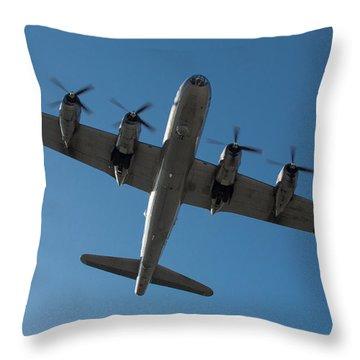 Fifi Overhead Throw Pillow by John Daly