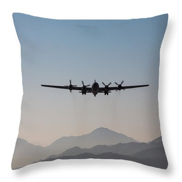 Fifi Rising Throw Pillow