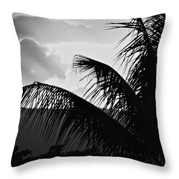 Fifty Throw Pillow