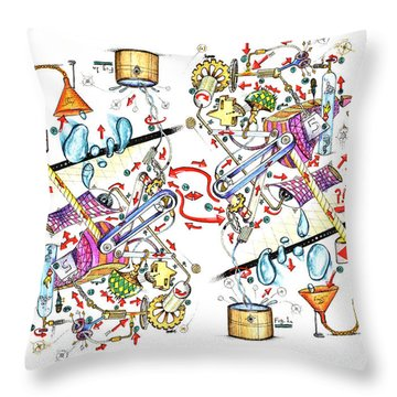Fig.1 Throw Pillow