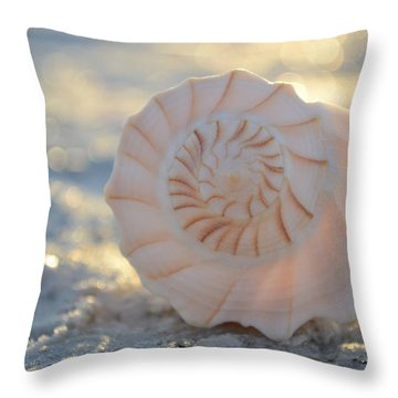 Fill Your Soul Throw Pillow