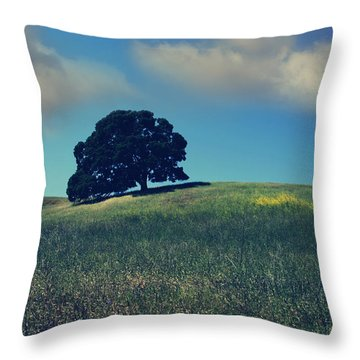 Find It In The Simple Things Throw Pillow