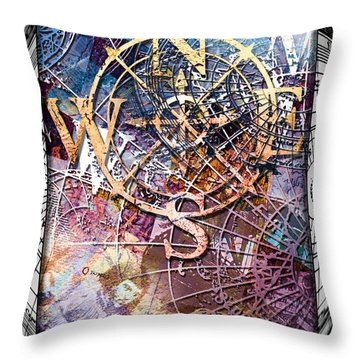 Finding The Way Home Throw Pillow
