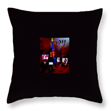 Throw Pillow featuring the painting Fine Art Dusty Treasure by Lisa Kaiser